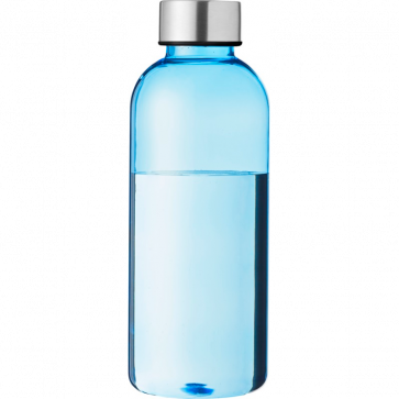 Water bottle - blue 600ml