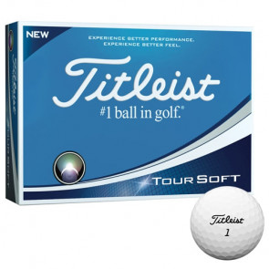 Titleist Tour soft, 12 pcs.