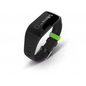 Soehnle Fit Connect 200 HR Fitness Tracker, sort
