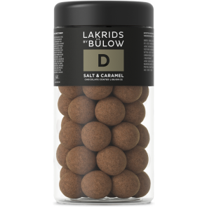 Lakrids By Bülow REGULAR SALT & CARAMEL - D