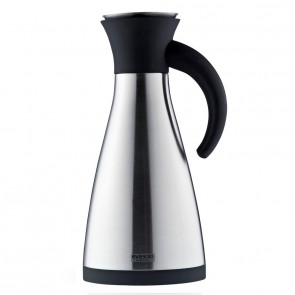 Eva Thermo jug, stainless steel, 1,1l