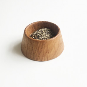 Egg / Salt / Pepper-cup - OAK