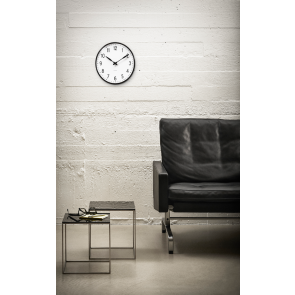 Rosendahl Arne Jacobsen Wall clock, Station